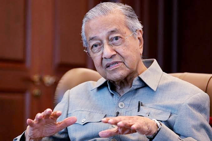 """Muslims have the right to kill millions of French people""- tweets Former Malaysian Prime Minister Mahathir Mohamad"