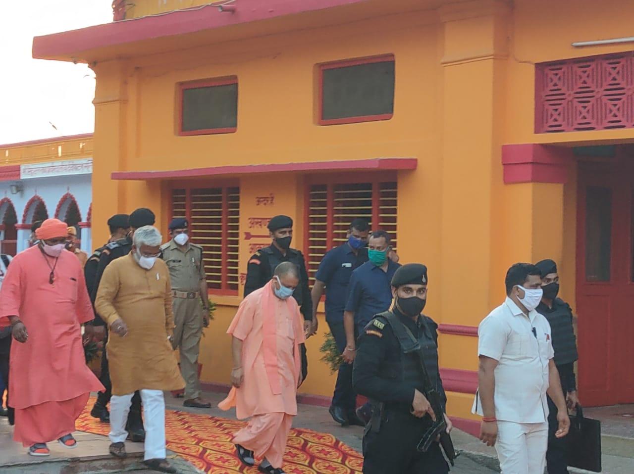 बलरामपुर :- जिले के लिए राजनीतिक रूप से अहम है सीएम योगी और प्रदेश अध्यक्ष का दौरा