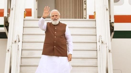 नई दिल्ली :प्रधानमंत्री नरेन्द्र मोदी ने आज अमेरिका यात्रा के दौरे पर किया प्रस्थान।